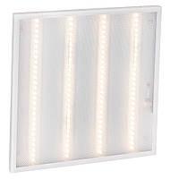 Світильник світлодіодний офісний DELUX CFQ LED 40 36W PL01 4000K (595*595) призм