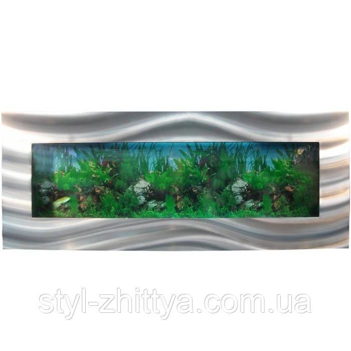 Висячий Акваріум настінний 1200x445x110 мм