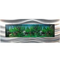 Висячий Акваріум настінний 1200x445x110 мм, фото 1