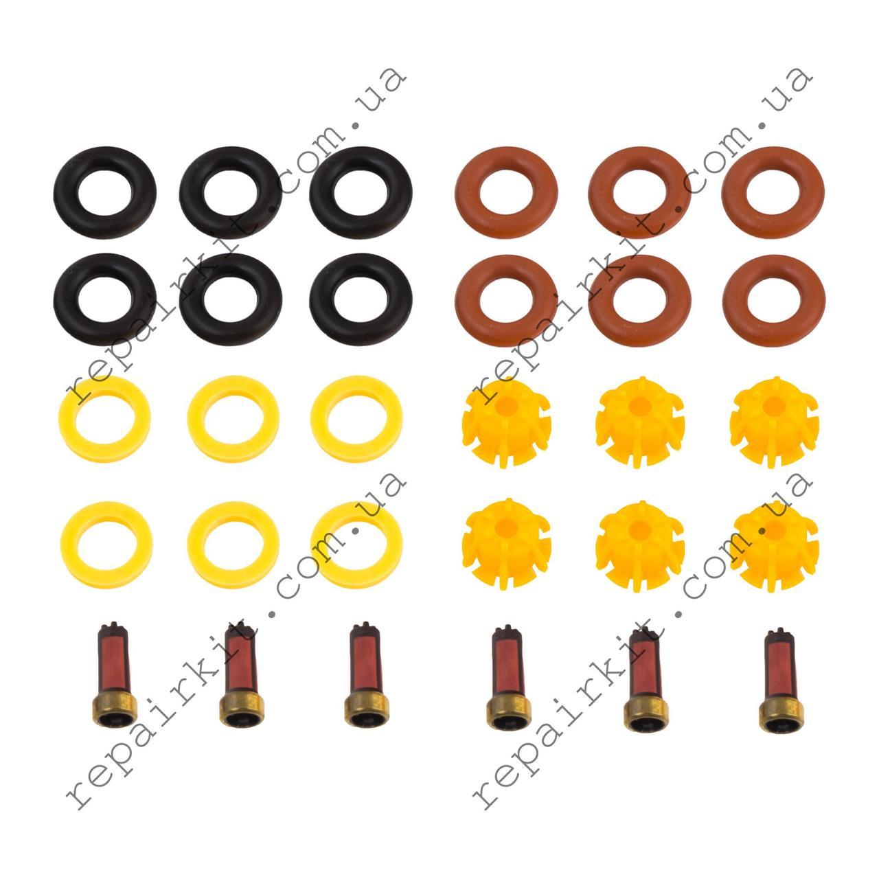 Ремкомплект форсунки впрыска топлива Bosch 0280150415, 0280150414, 0280150440