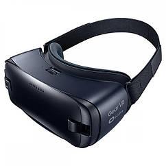 """Очки виртуальной реальности Samsung Gear VR (SM-R323NBKASEK) """"Over-Stock"""" Б/У"""