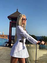 """Короткое платье-пиджак """"LOWN"""" с длинным рукавом (2 цвета), фото 2"""