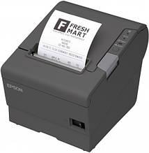Принтер чеків TM-T88V USB+LPT