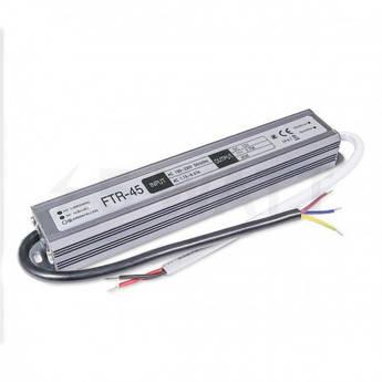 Блок питания  DC12 45W 3,75А IP67 герметичный