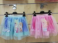 Юбка для девочек оптом, Disney, 98-134 см,  № 92053