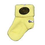 Шкарпетки дитячі, вік від 0 до 6 місяців, фото 3