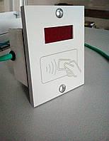 Картоприемник на бесконтактной карточке для лифта