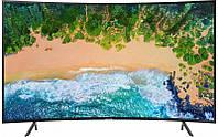 """Телевизор Samsung 32"""" Изогнутый экран UE32NU7300UXUA БЕЗ SMART TV + ПОДАРОК!, фото 1"""