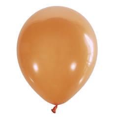 "Шар 5"" LATEX OCCIDENTAL-МК пастель 005 оранжевый"
