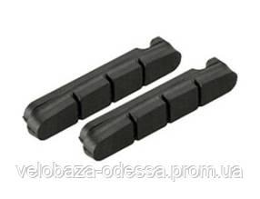 Гальмівні гумки R55C+1 DURA-ACE/Ultegra