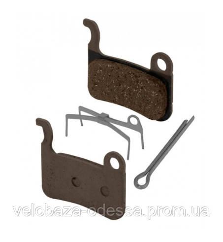 Гальмівні колодки A01S для BR-M975/M965/M775/М665/M595. полімер/resin