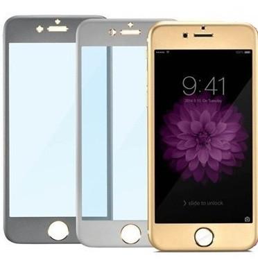 Защитное стекло и титановый сплав для iPhone 6