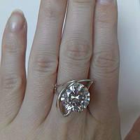 Серебряное кольцо флоренция