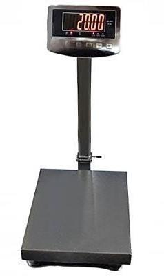 Весы торговые-товарные ПРОК-ВТ-MU-300 (300 кг, 450×600 мм)