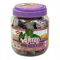 """Конфеты """"New Choice"""" фруктовое  желе со вкусом Таро с соком и кусочками фруктов. 1000г (Вьетнам), фото 1"""
