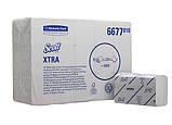 Бумажные полотенца в пачках SCOTT® Extra, двухслойные, фото 2