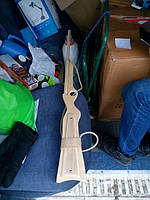 Деревянное ружье, размер 76 см., фото 1