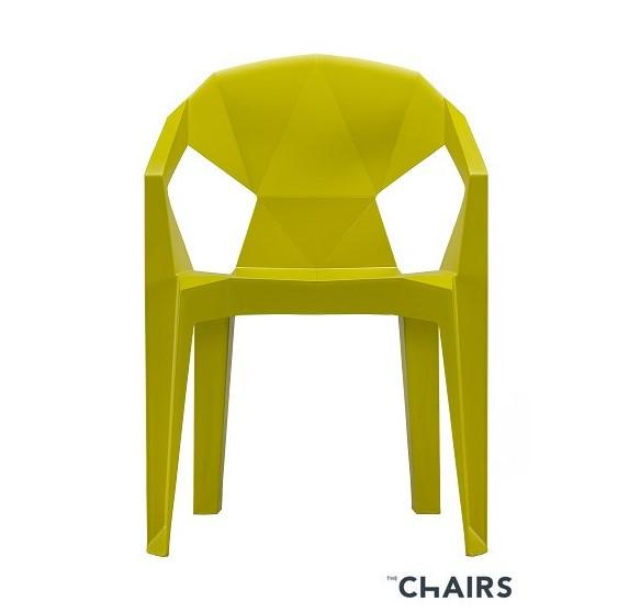 "Дизайнерский стул ""MUZE"""