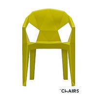"""Дизайнерский стул """"MUZE"""", фото 1"""