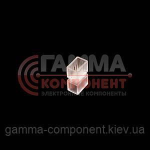 Коннектор двухсторонний для светодиодной ленты 220В AVT smd 5050-60 лед/м 4 pin