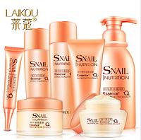 Набор из 7 средств  в отдельной коробке  Laikou Snail Nutrition