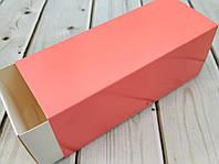 Коробка для macarons 160*65*65 рожева, фото 1