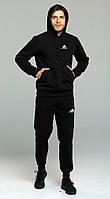 Зимний спортивный мужской костюм ADIDAS