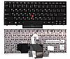 Клавиатура для ноутбука IBM ThinkPad Edge E320 E325 E420 E425 S420 (русская раскладка, горизонтальный Enter)