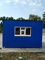 Блок-контейнер для автомобильных весов, фото 1