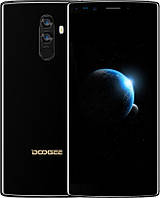 "Смартфон Doogee MIX 2 6/64Gb Black, 16+13/8+8Мп, 2SIM, экран 5.99"" IPS, 4060mAh, GPS, 4G, 8 ядер, Helio P25"
