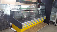 Кондитерская витрина COLD 1,4 м. бу. холодильная витрина для тортов б у, фото 1