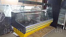 Кондитерская витрина COLD 1,4 м. бу. холодильная витрина для тортов б у