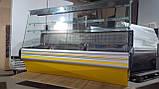 Кондитерская витрина COLD 1,4 м. бу. холодильная витрина для тортов б у, фото 5