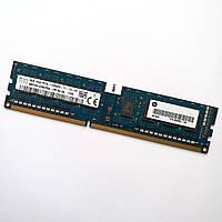 Оперативная память Hynix DDR3L 4Gb 1600MHz PC3L-12800 1R8 CL11 (HMT451U6BFR8A-PB NO AA) Б/У, фото 1