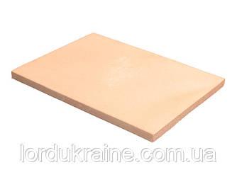 Камень шамотный подовый 330*660*14 мм
