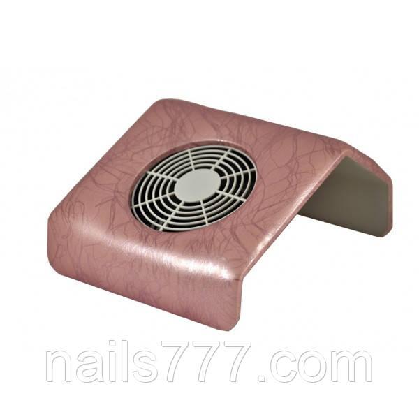 Витяжка-пилосос для манікюру маленька (рожева)
