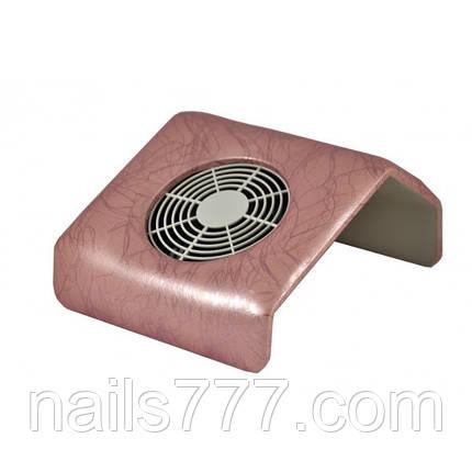 Витяжка-пилосос для манікюру маленька (рожева), фото 2