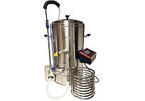 Пивоварня полного цикла на 30л BULLDOG MASTER BREWER (Великобритания)