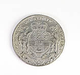 Сувенірна монета, швидше за все з олова, Німеччина, фото 4