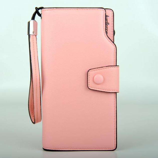 Кошелек женский Baellerry Business Elite 3003-0250 Light Pink