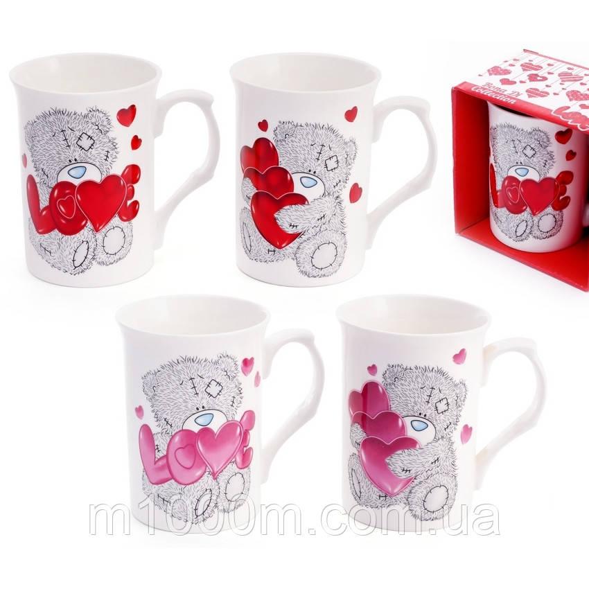 Чашка Teddy Love 0,27 л. 3157