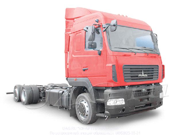 Шасси МАЗ-6310Е9-525-031 (ЕВРО-5), фото 2