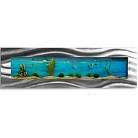 Підвісний акваріум-картина 1525x430x110 мм, фото 1