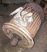 Электродвигатель електродвигун общепромышленный 4АМ 100 S4 3 кВт 1500 об/мин. фланец