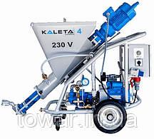 Машинка штукатурная KALETA– 4-230V