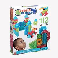 Конструктор-бристл Bristle Blocks Строитель 112 деталей (3091Z)