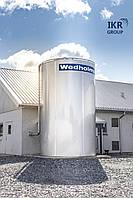 Резервуар для охлаждения молока (бункер) новый Wedholms объемом 18000 литров