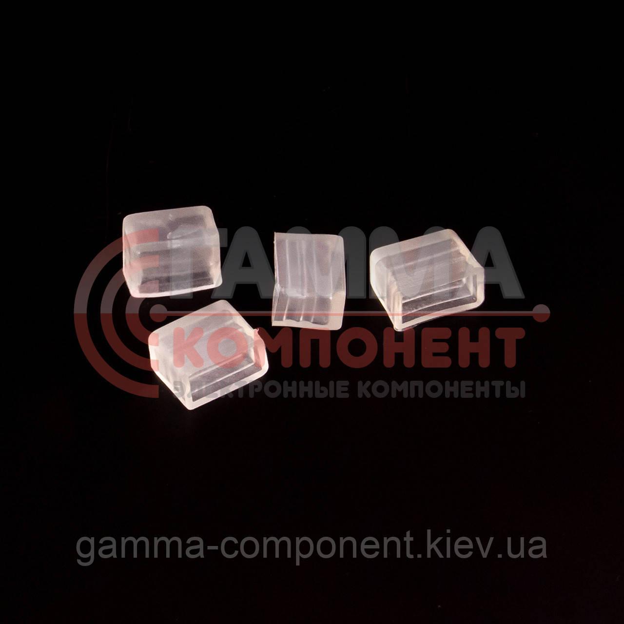 Заглушка для светодиодной ленты 220B RGB smd 5050-60 лед/м