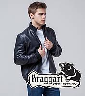 Куртка демисезонная молодежная Braggart Youth - 2970R темно-синий