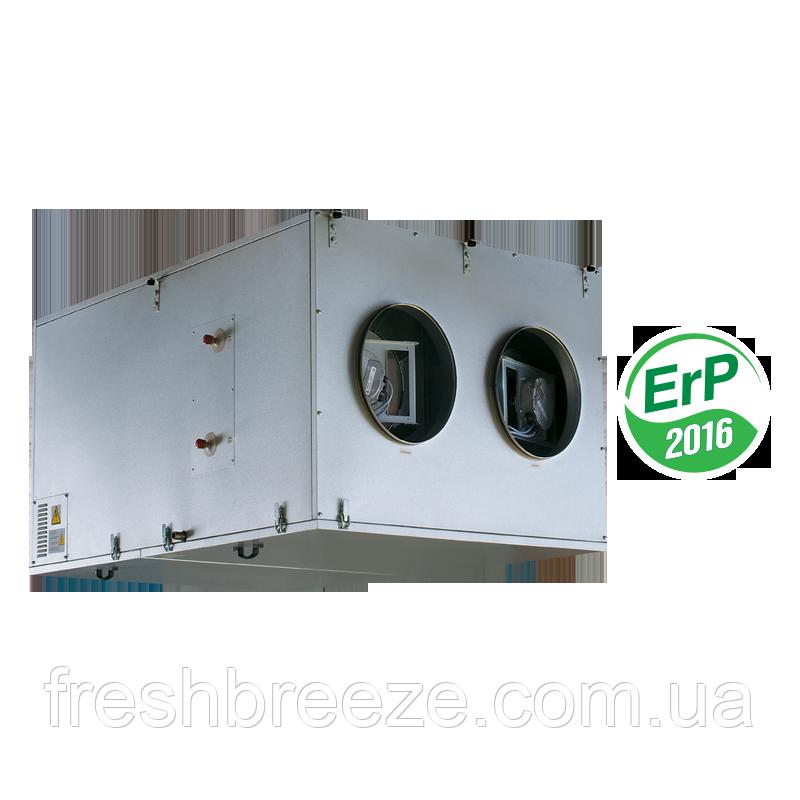 Приточно-вытяжная установка с рекуперацией тепла Vents ВУТ 2000 ПВ ЕС